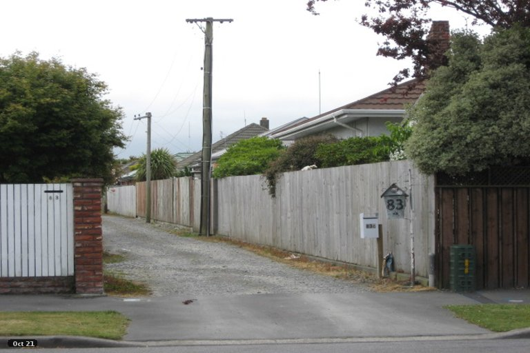Property photo for 83A Tilford Street, Woolston, Christchurch, 8062