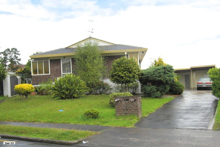 Property photo for 3/17 Ballater Place, Highland Park, Auckland, 2010