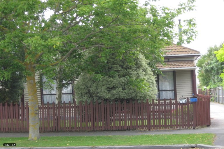 Property photo for 2/71 Tilford Street, Woolston, Christchurch, 8062