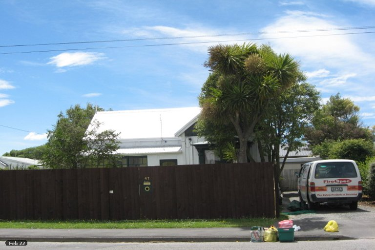 Property photo for 1/47 Glenroy Street, Woolston, Christchurch, 8062