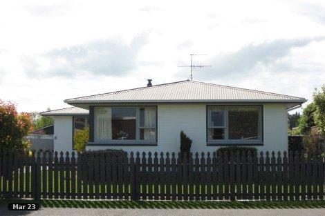 Photo of property in 6 Bush Street Rangiora Waimakariri District