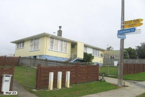 Photo of property in 389 Warspite Avenue Ascot Park Porirua City