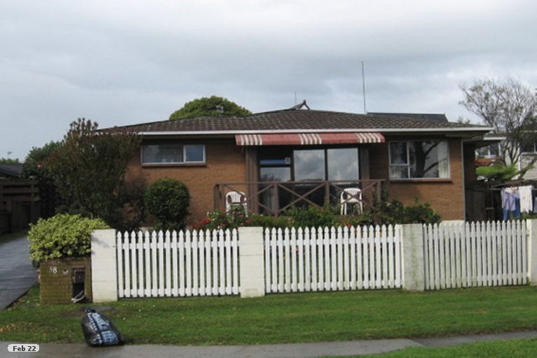 Property photo for 2/38 Ballater Place, Highland Park, Auckland, 2010