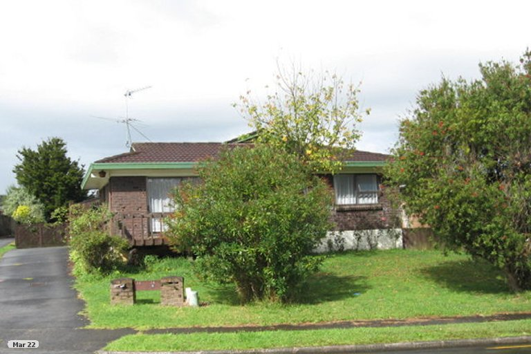 Property photo for 1/36 Ballater Place, Highland Park, Auckland, 2010