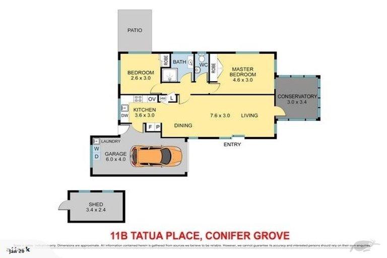 Property photo for 11B Tatua Place, Conifer Grove, Takanini, 2112
