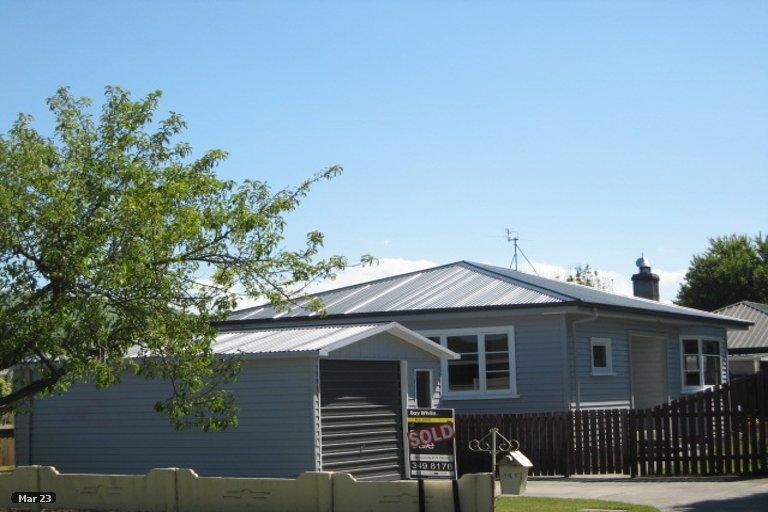 Property photo for 1/161 Petrie Street, Richmond, Christchurch, 8013