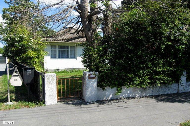 Property photo for 23A Jocelyn Street, Casebrook, Christchurch, 8051