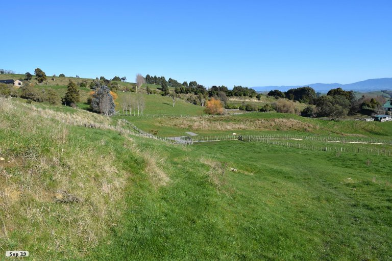 Photo of property in 399 Admiral Road, Admiral Hill, Masterton, 5883