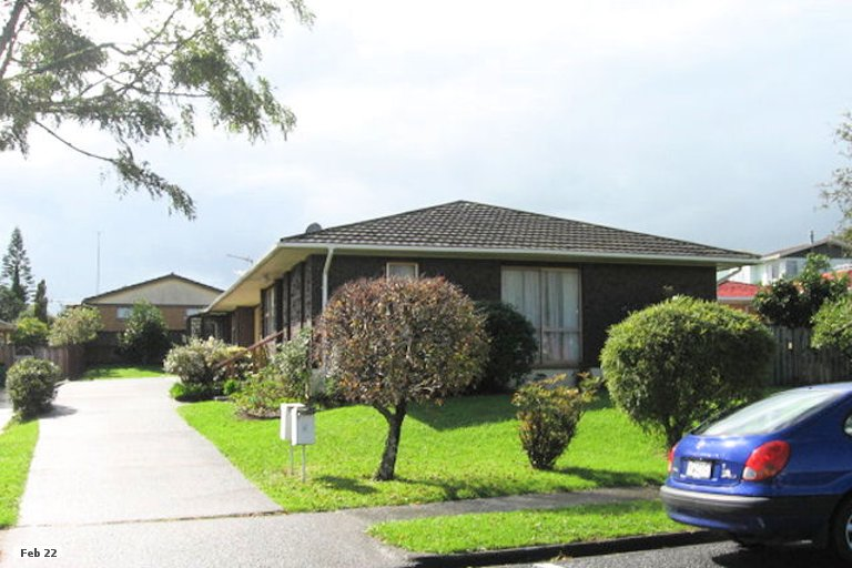 Property photo for 2/4 Ballater Place, Highland Park, Auckland, 2010