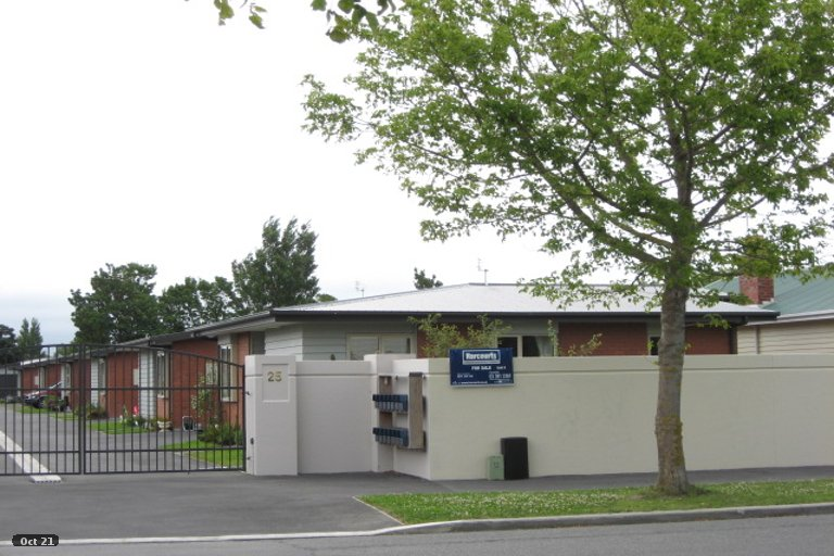 Property photo for 12/25 Tilford Street, Woolston, Christchurch, 8062