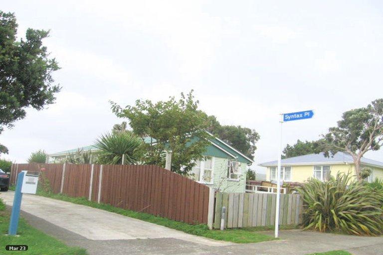 Photo of property in 23 Sasanof View, Ascot Park, Porirua, 5024