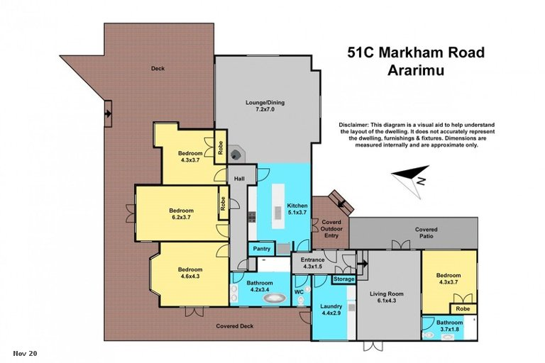 Photo of property in 51C Markham Road, Ararimu, Drury, 2579
