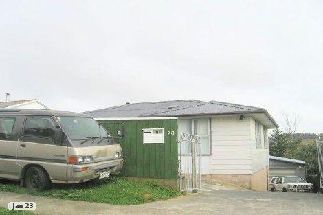 Photo of property in 20 Sasanof View Ascot Park Porirua City