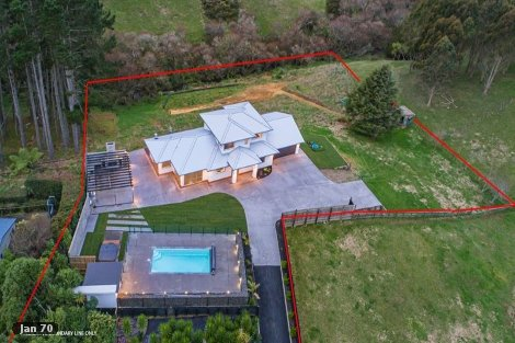 Photo of property in 193 Dunn Road Ararimu Auckland - Franklin