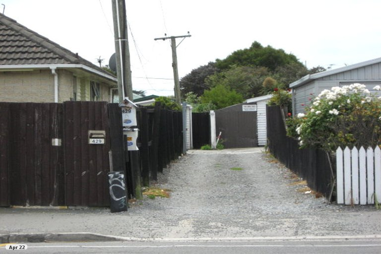 Property photo for 2/429 Ferry Road, Woolston, Christchurch, 8023